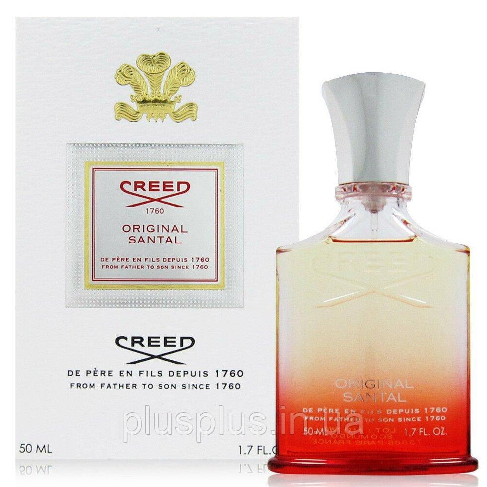 Парфюмированная вода Creed Original Santal для мужчин  - edp 50 ml