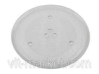 Оригинал. Стеклянная тарелка (поддон, блюдо) для микроволновой печи Samsung код DE74-20015G