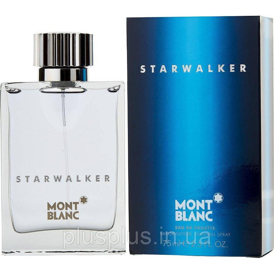 Туалетная вода Montblanc Starwalker для мужчин  - edt 75 ml
