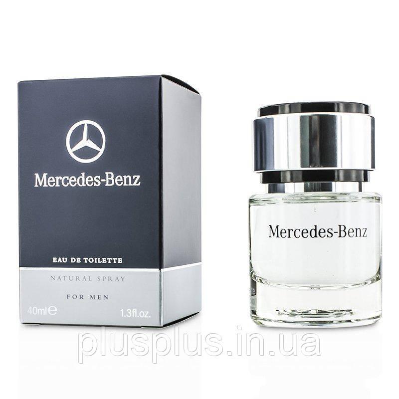 Туалетная вода Mercedes-Benz For Men для мужчин  - edt 40 ml