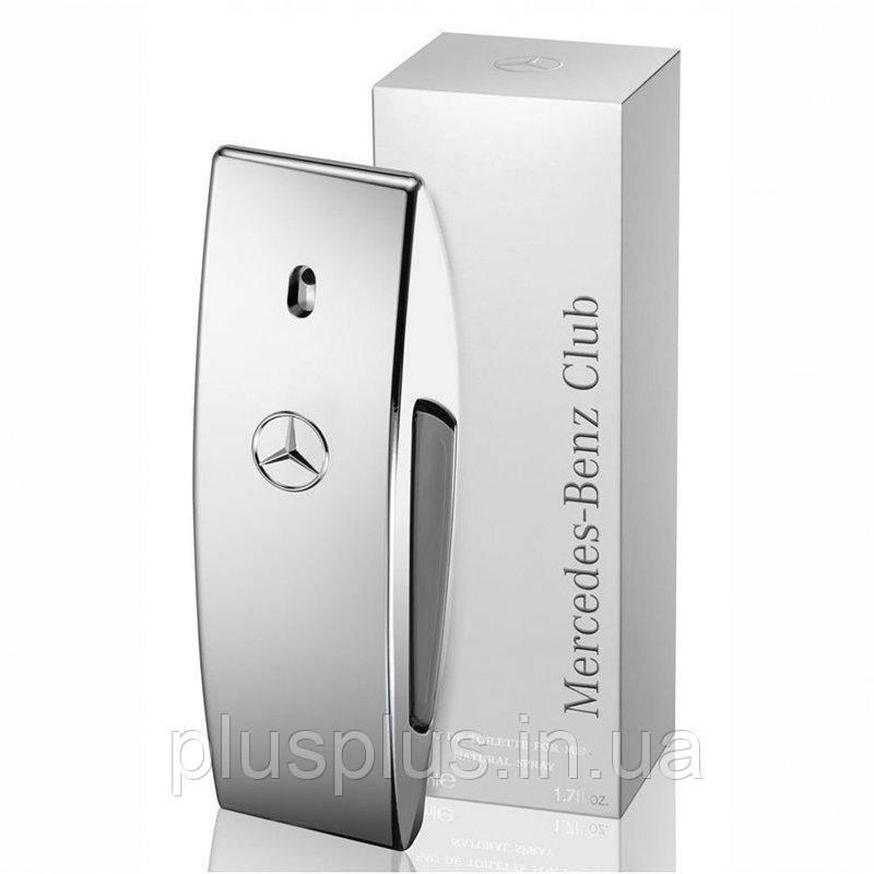 Туалетная вода Mercedes-Benz Club для мужчин  - edt 100 ml