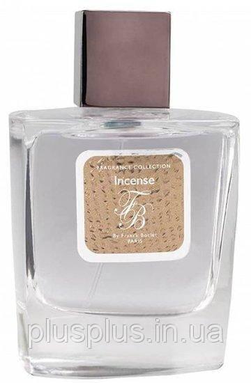 Парфюмированная вода Franck Boclet Incense для мужчин  - edp 100 ml tester