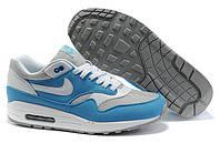 Кроссовки мужские Nike Air Max 87 (найк аир макс 87) серые