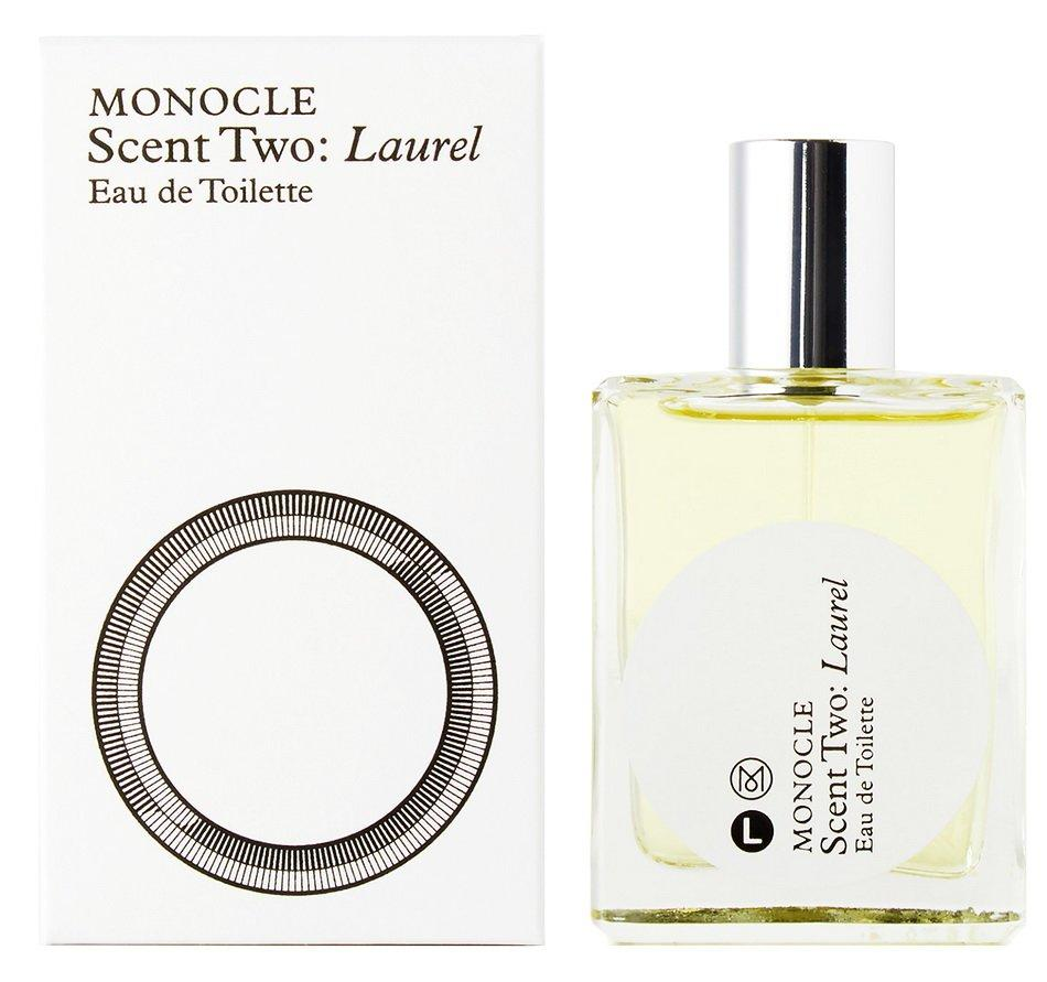 Туалетная вода Comme des Garcons Monocle Scent Two: Laurel для мужчин  - edt 50 ml