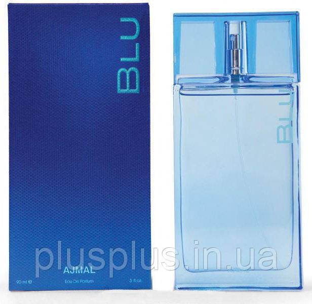 Парфюмированная вода Ajmal Blu для мужчин  - edp 90 ml