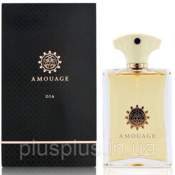 Парфюмированная вода Amouage Dia Pour Homme для мужчин  - edp 50 ml