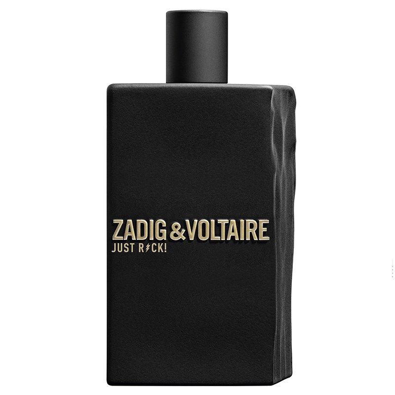 Туалетная вода Zadig AND Voltaire Just Rock for Him для мужчин  - edt 50 ml