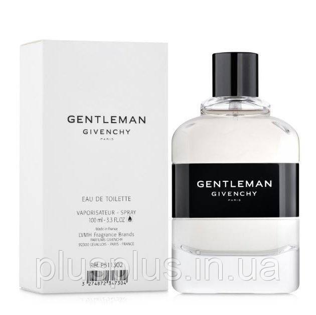 Туалетная вода  Gentleman 2017 для мужчин  - edt 100 ml tester