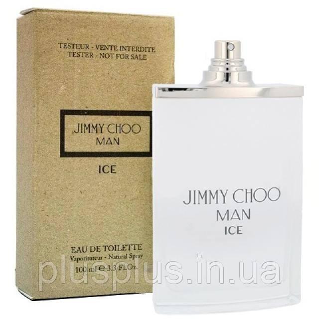 Туалетная вода Jimmy Choo Man Ice для мужчин  - edt 100 ml tester