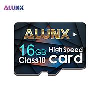 Карта памяти 16GB microSD Class 10 + SD-adapter. Карта памяти микро сд 16 гб Alunx High Speed RT704Q