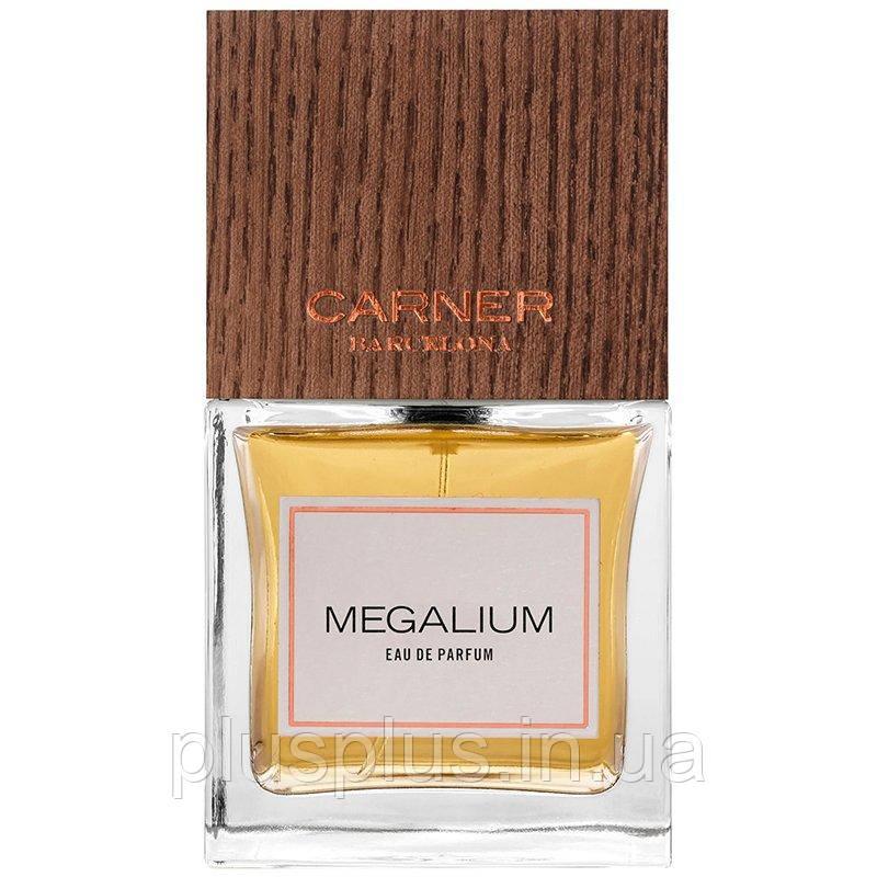 Парфюмированная вода Carner Barcelona Megalium для мужчин и женщин  - edp 50 ml