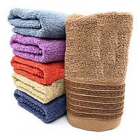 Полотенце 140*70 большое для бани СЕРЫЙ, махра, для сауны махровое, рушник махровий великий