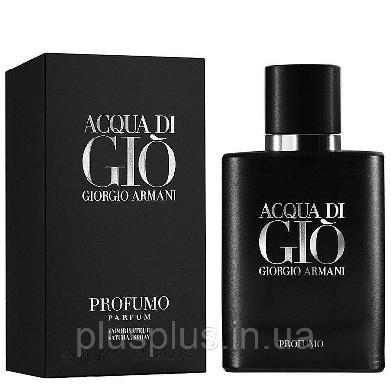 Парфюмированная вода Giorgio Armani  di Gio Profumo для мужчин  - edp 40 ml