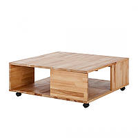 Стол журнальный из дерева 026