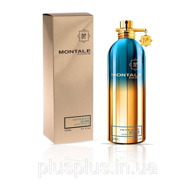 Парфюмированная вода  Intense So Iris для мужчин и женщин  - edp 100 ml