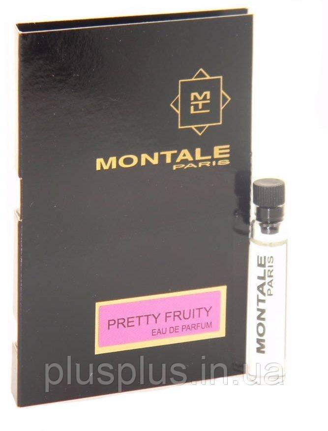 Парфюмированная вода  Pretty Fruity для мужчин и женщин  - edp 2 ml vial