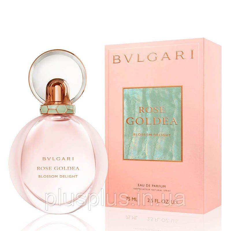 Парфюмированная вода Bvlgari Rose Goldea Blossom Delight для женщин  - edp 75 ml