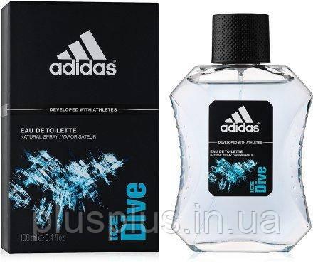 Туалетная вода Adidas Ice Dive для мужчин  - edt 100 ml