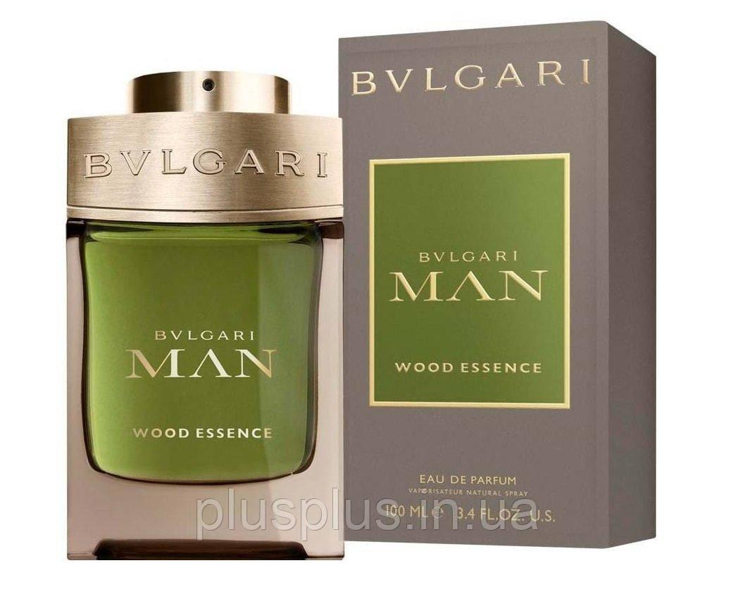 Парфюмированная вода Bvlgari Man Wood Essence для мужчин  - edp 100 ml
