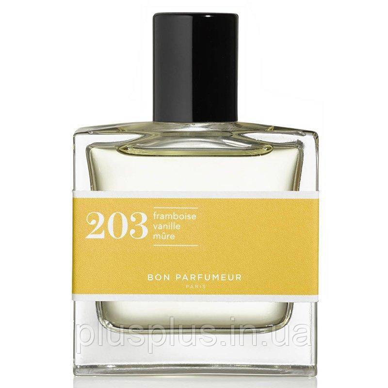 Парфюмированная вода Bon Parfumeur 203 для мужчин и женщин  - edp 30 ml