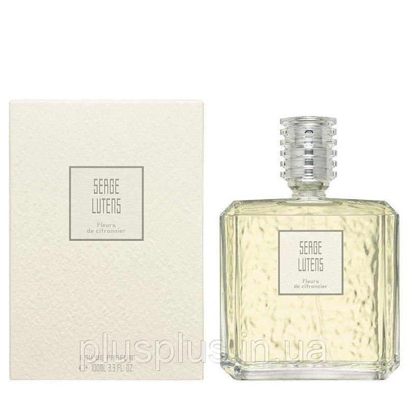 Парфюмированная вода Serge Lutens Fleurs de Citronnier для мужчин и женщин  - edp 100 ml