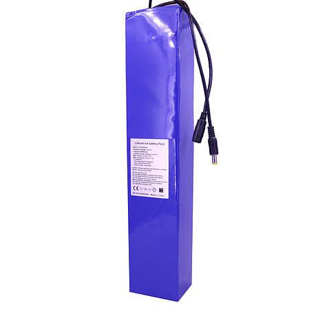 Літій іонний акумулятор 12 В ємністю 40 А*год універсальний (YABO-12040000), фото 2