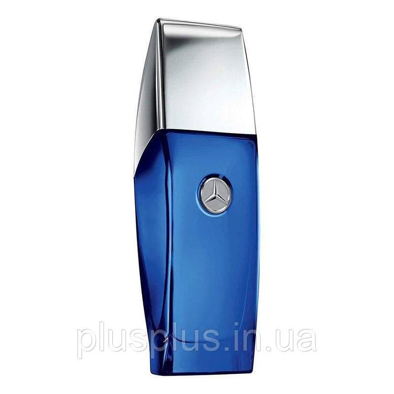 Туалетная вода Mercedes-Benz Club Blue для мужчин  - edt 100 ml tester