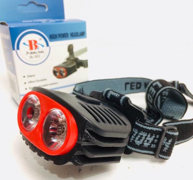 Фонарик налобный BL 902 (240 шт/ящ)