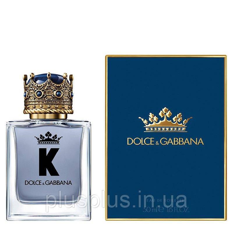 Туалетная вода Dolce AND Gabbana K by Dolce AND Gabbana для мужчин  - edt 50 ml