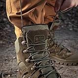 M-Tac ботинки полевые с утеплителем Mk.2W R Gen.II Ranger Green, фото 2