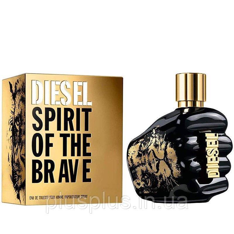 Туалетная вода Diesel Spirit Of The Brave для мужчин  - edt 75 ml