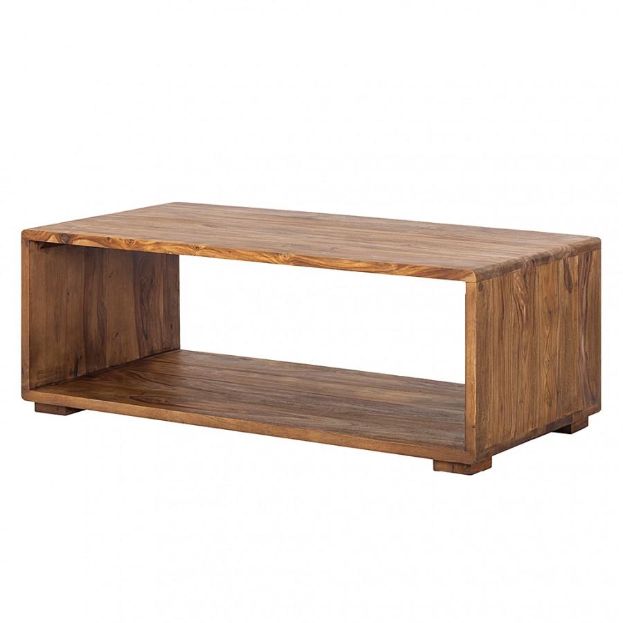 Стол журнальный из дерева 025