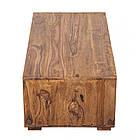 Стол журнальный из дерева 025, фото 3
