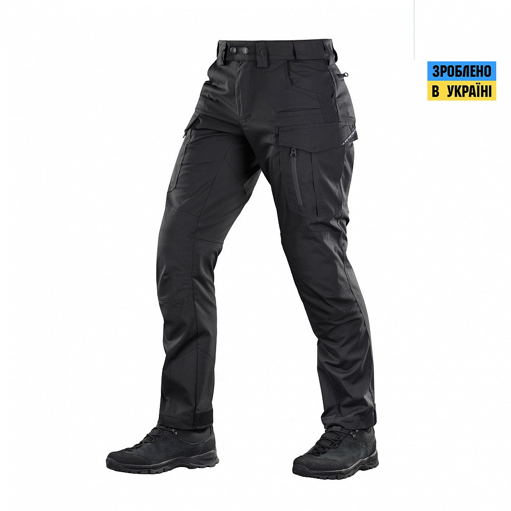 M-Tac брюки Patriot Gen.II Flex Black