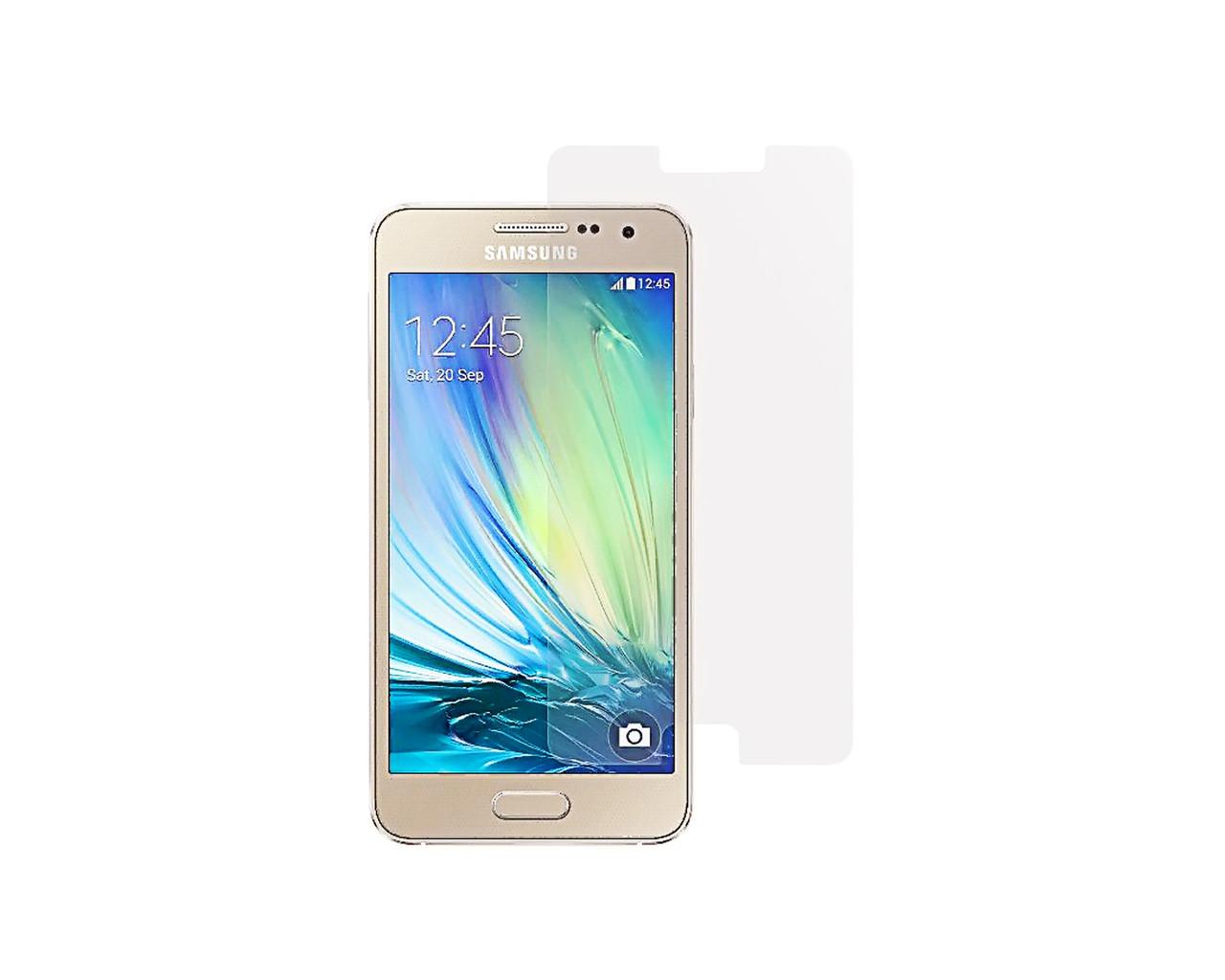 Защитное стекло 2.5D для Samsung A7 2015 A700 (1894)