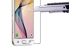 Защитное стекло 2.5D для Samsung A7 2015 A700 (1894), фото 2