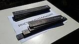 Заготовка для ножа сталь ДИ90-МП 220х39х4,8 мм термообработка (63 HRC), фото 4