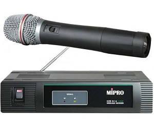 Радиосистема MiproMR518 / MH203 / MD20 VHF 203.300 MHz с ручным микрофоном