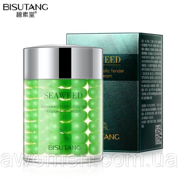 Крем для глаз Bisutang Seaweed с экстрактом морских водорослей 60 g