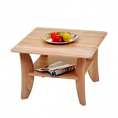 Стол журнальный из дерева 018