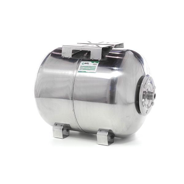 Гидроаккумулятор нержавеющая сталь горизонтальный АРС 50л