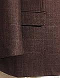 Пиджак твидовый TURO (50), фото 6