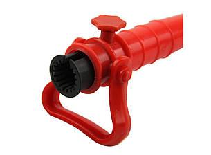 Бур для пляжного зонта HMD 39 см D 2.5 см Красный (127-12520357), фото 2