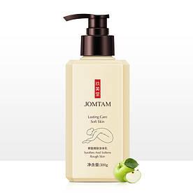 Лосьон для тела выравнивающий с экстрактом яблока JOMTAM Lasting Care Soft Skin Apple (300г)
