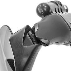 Bluetooth окуляри з навушниками і мікрофоном Sunglasses LK-086 Black (1156-6041), фото 3