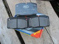 Тормозные колодки SCT: Opel, Kadett / Daewoo, Nexia