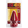 Анальная пробка Doc Johnson Red Boy - XL Butt Plug The Challenge, диаметр 10см, фото 2