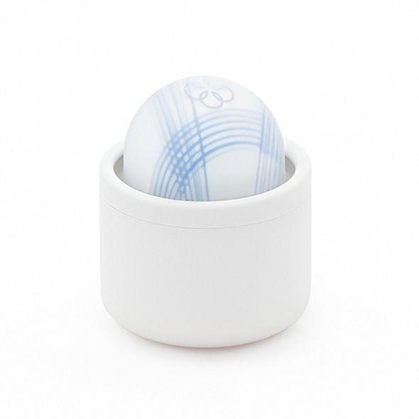 Мощный вибратор-шарик IROHA TEMARI Mizu, не передает вибрацию на футляр