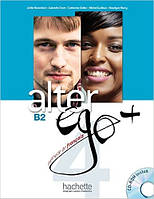 Alter Ego + : Niveau 4 Livre de l'eleve + DVD-ROM