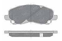 Тормозные колодки SCT: Mitsubishi, Galant,Lanser